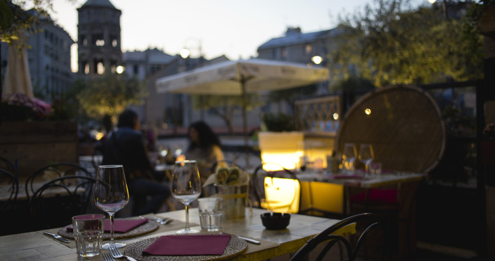 Tiflis, ristorante braceria pizzeria